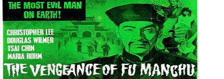 Fu Manchu now the biggest threat to the West